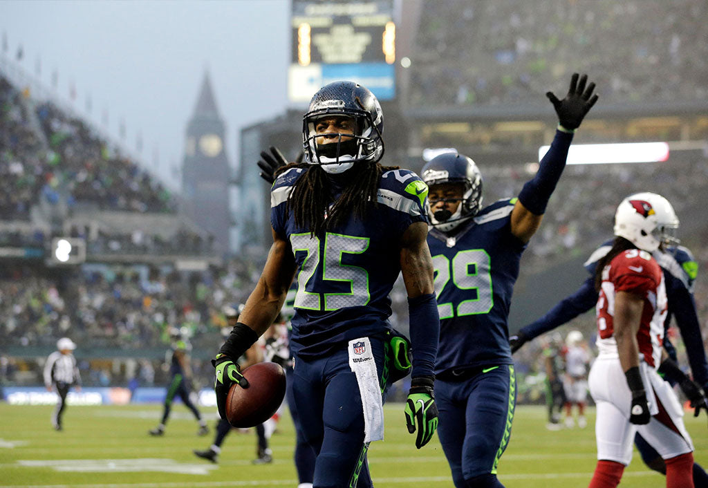 Sherman Praises Depth on Seattle Defense | Richard Sherman