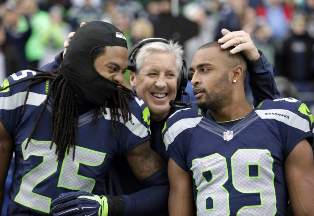 Seahawks' Richard Sherman, Doug Baldwin bound by friendship | Richard Sherman
