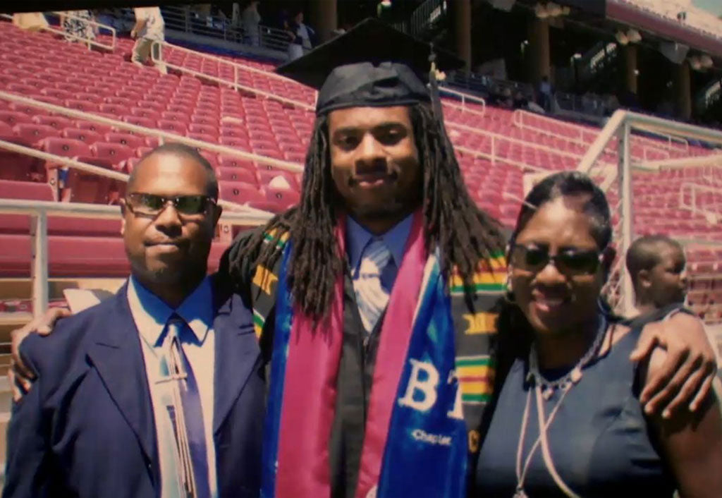 Make Sure to Appreciate Your Dad on Father's Day | Richard Sherman