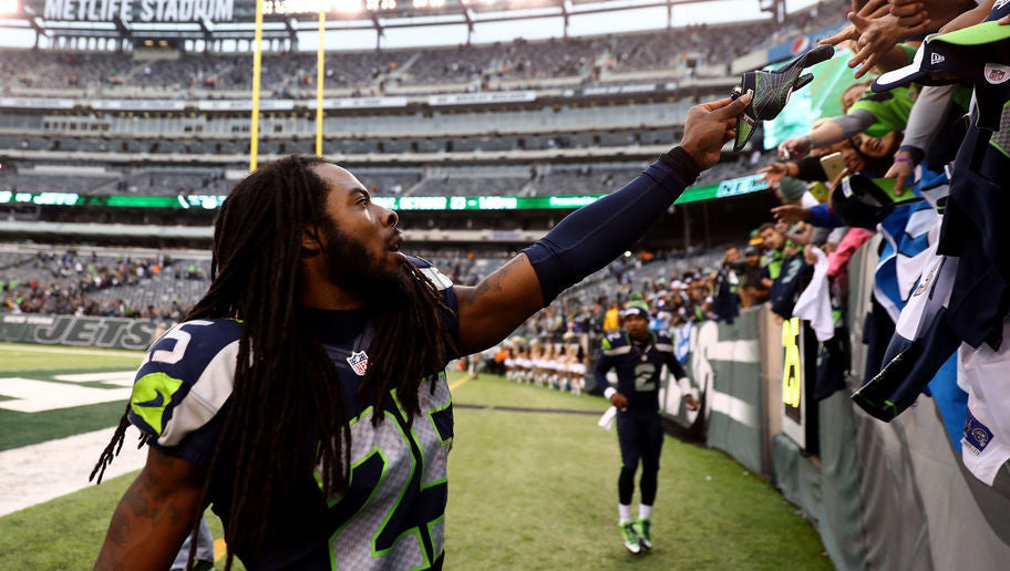 My Response to Donald Trump's 'Locker Room Talk' Defense | Richard Sherman