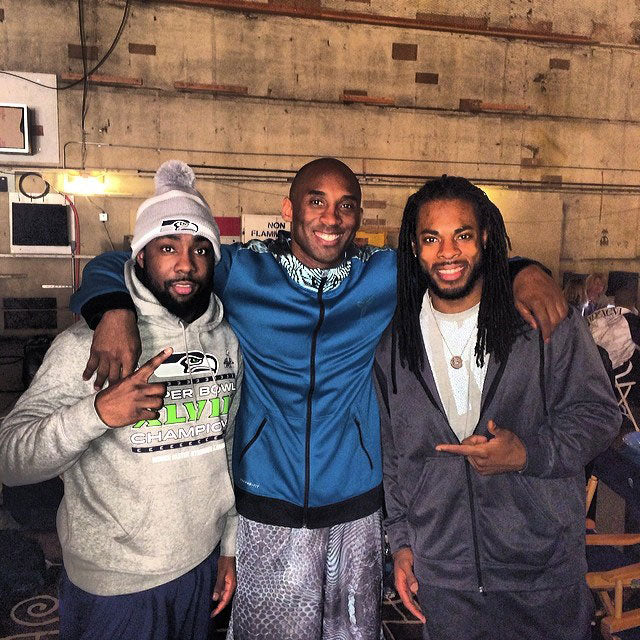 Richard Sherman traincation