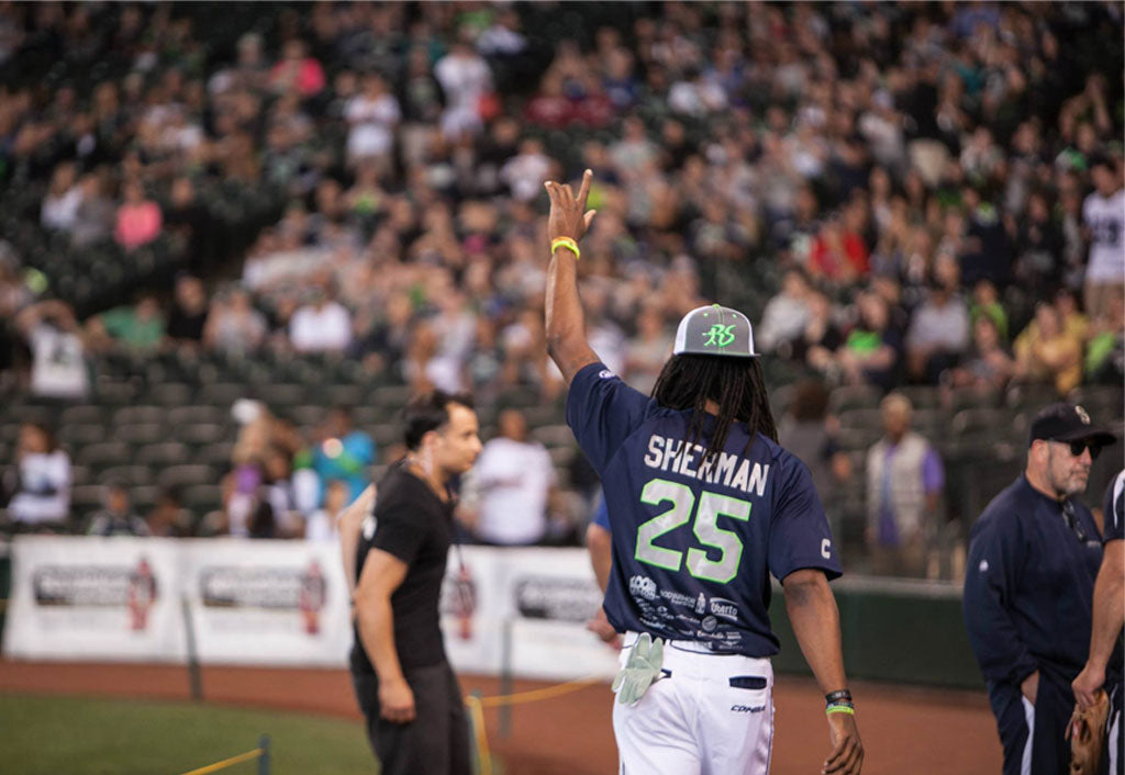 KIRO 7 Eyewitness News And Richard Sherman Team Up For 3rd Annual Celebrity Softball Game July 19 | Richard Sherman