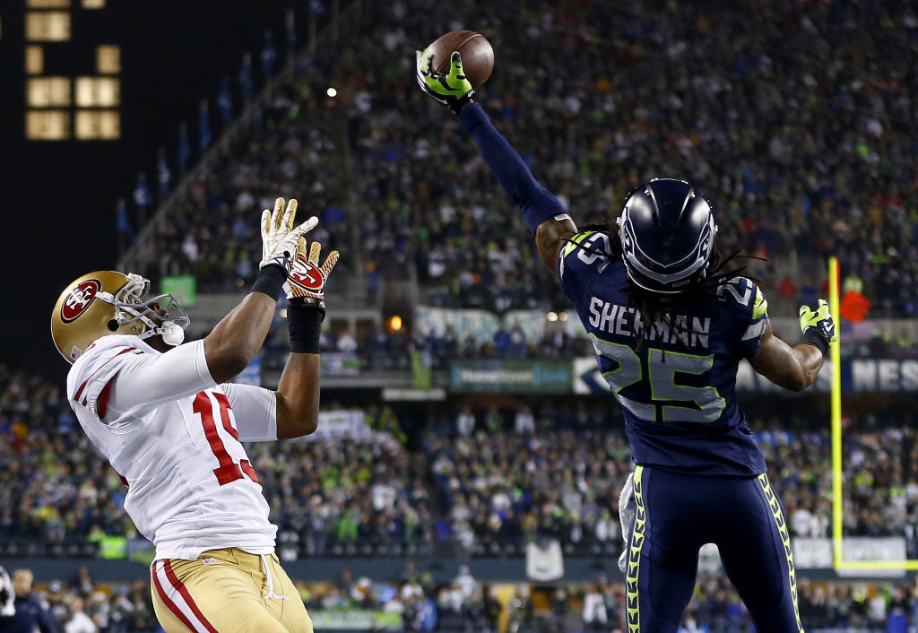 A Defining Moment | Richard Sherman