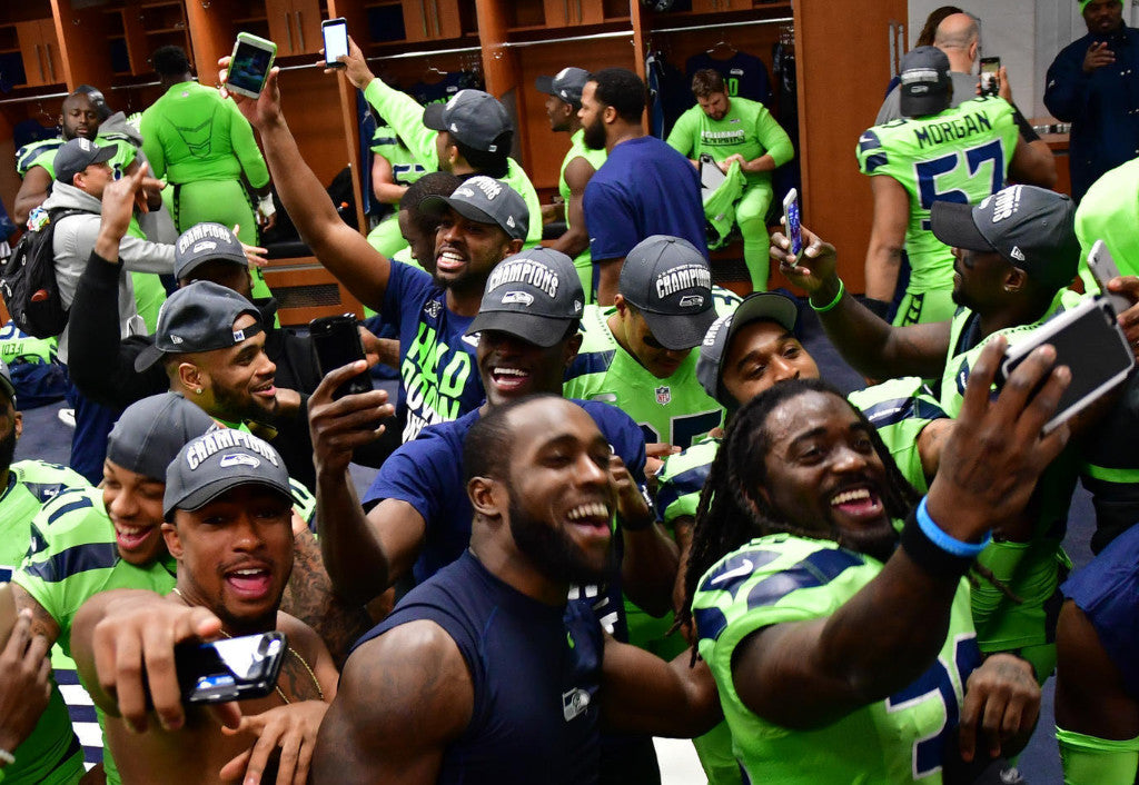 "Seahawks Clinch NFC West With ""Bounce-Back Night 