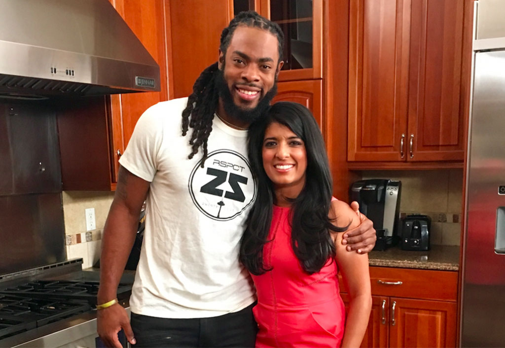 Gobble Finds Its Sweet Spot With NFL Star Richard Sherman As Investor | Richard Sherman