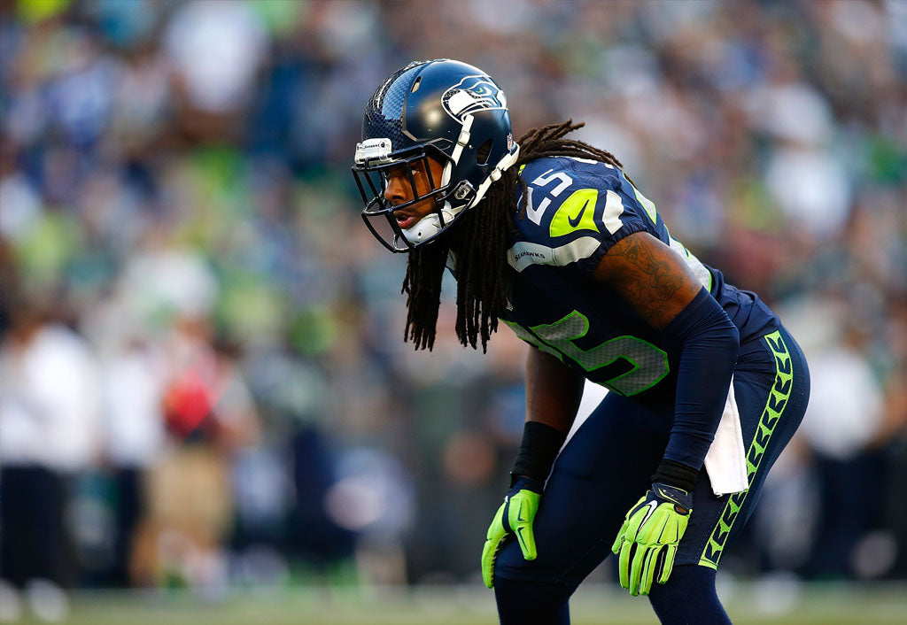 Interesting topic of conversation | Richard Sherman
