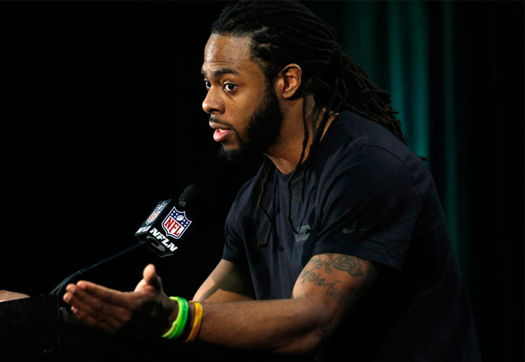 2015 Good Guy Award | Richard Sherman