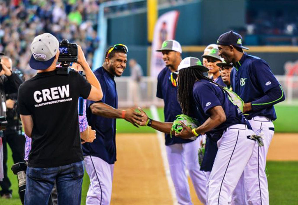 Get Tickets to my Softball Game on July 19th | Richard Sherman