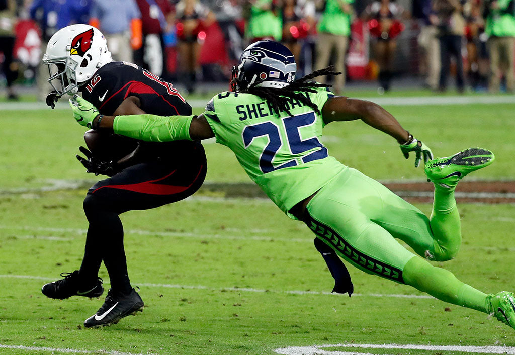 Seahawks Prevail over Arizona | Richard Sherman