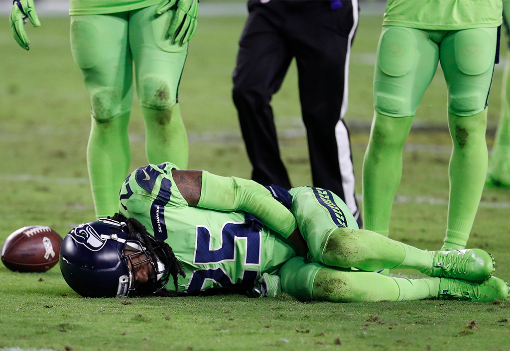 Richard Sherman has Surgery | Richard Sherman