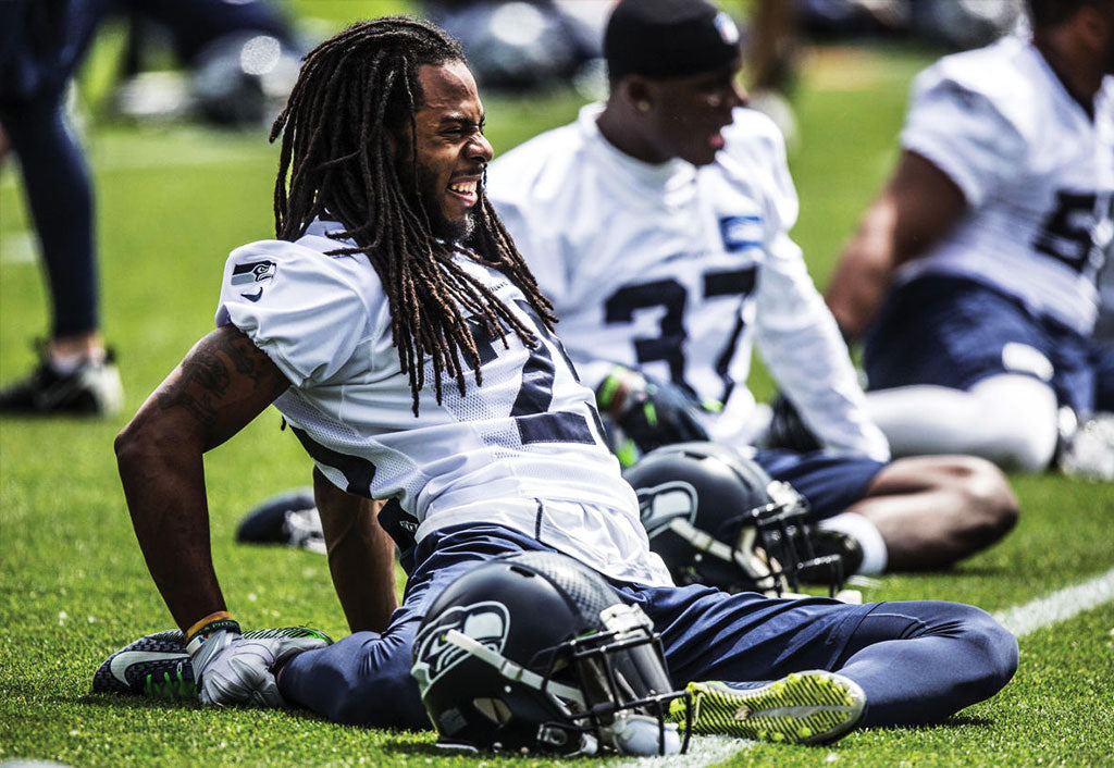 OTAs | Richard Sherman