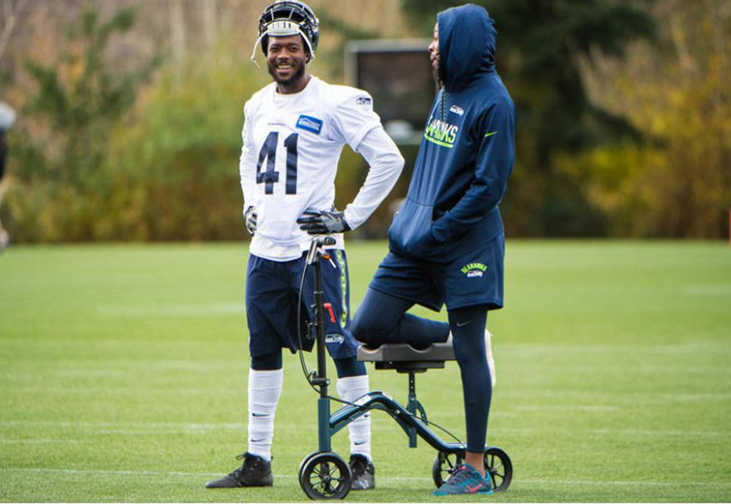 Seahawks Cornerback Richard Sherman Embracing New Role | Richard Sherman