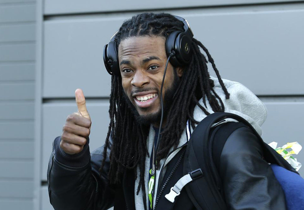 NFL All-Pro Richard Sherman Talks Cryptocurrencies, Cobinhood | Richard Sherman