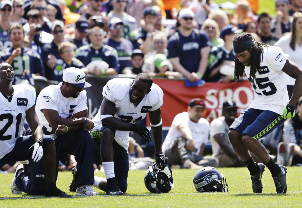 Training Camp Thoughts | Richard Sherman