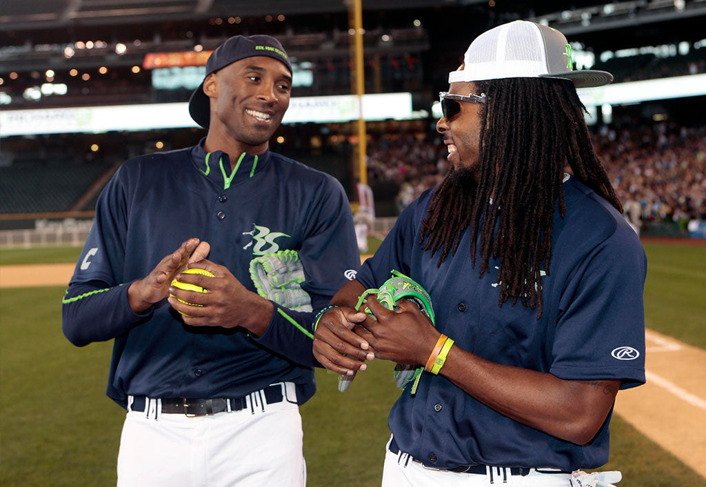 Richard Sherman to Kobe: Challenge Accepted | Richard Sherman