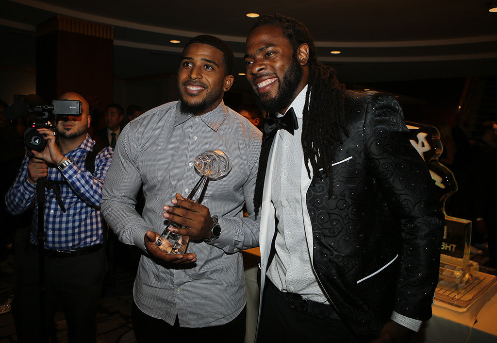 2017 Blanket Coverage Charity Gala Recap | Richard Sherman