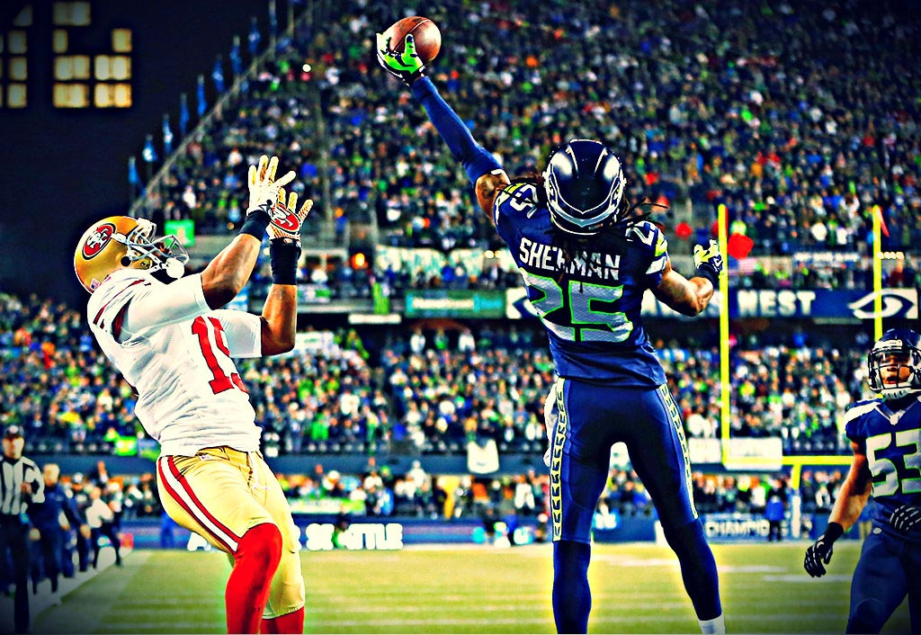 Win Tickets vs. 49ers | Richard Sherman