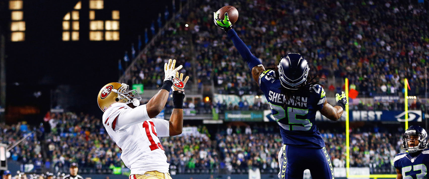Richard Sherman Seattle Seahawks Pictures