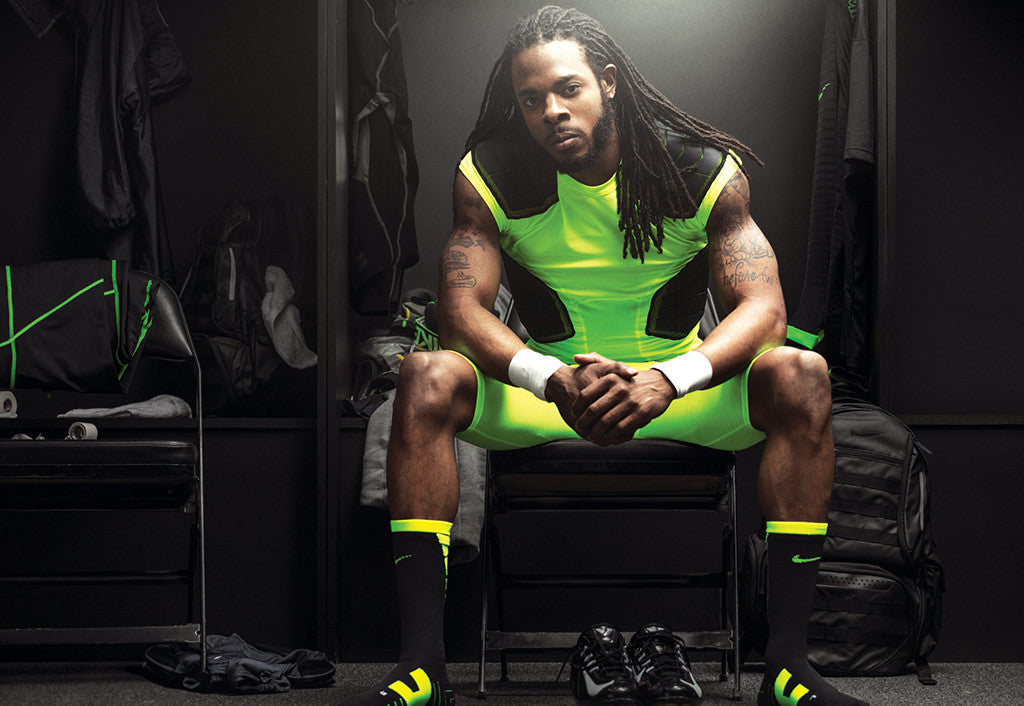 What My Off Season Was Really Like | Richard Sherman