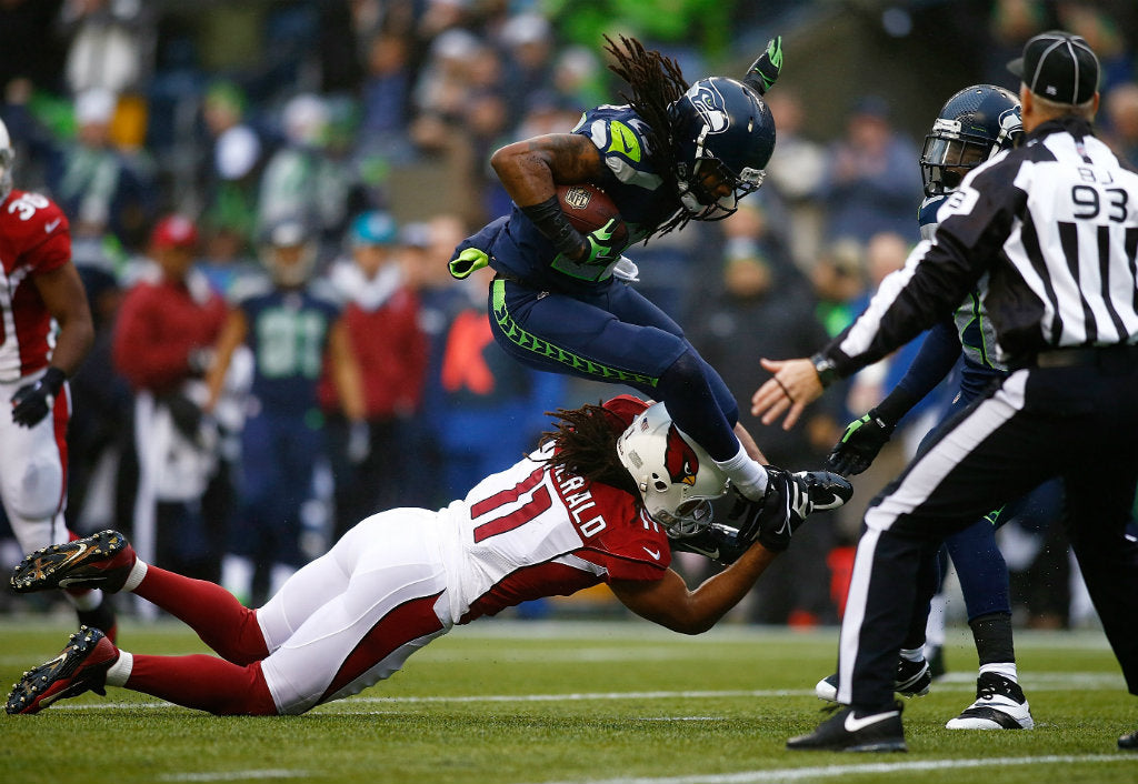 Halfway Through the Season | Richard Sherman