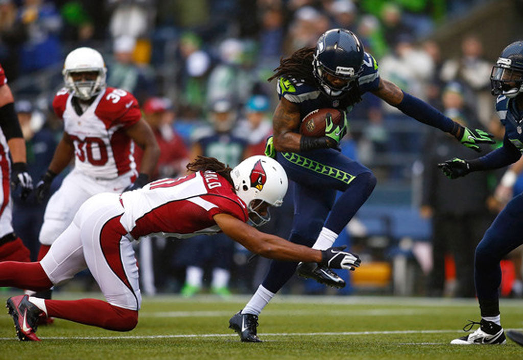 Christmas Eve Under The Lights | Richard Sherman
