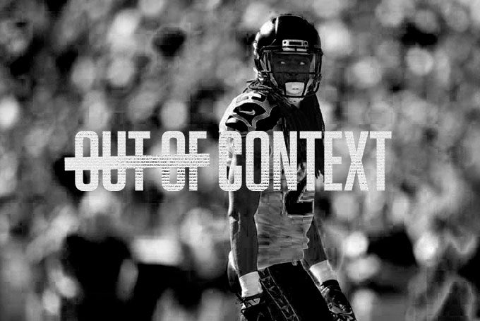 Out Of Context | Episode 5 | Richard Sherman