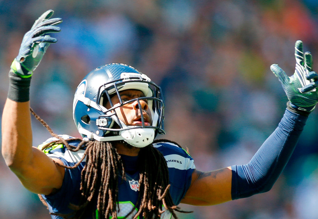 Free Wristband Instructions | Richard Sherman