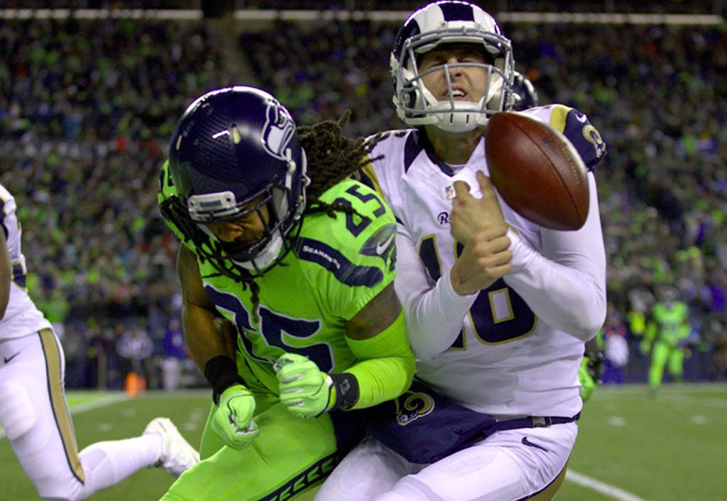 Seattle's Defense Stops NFL's Top Offense | Richard Sherman