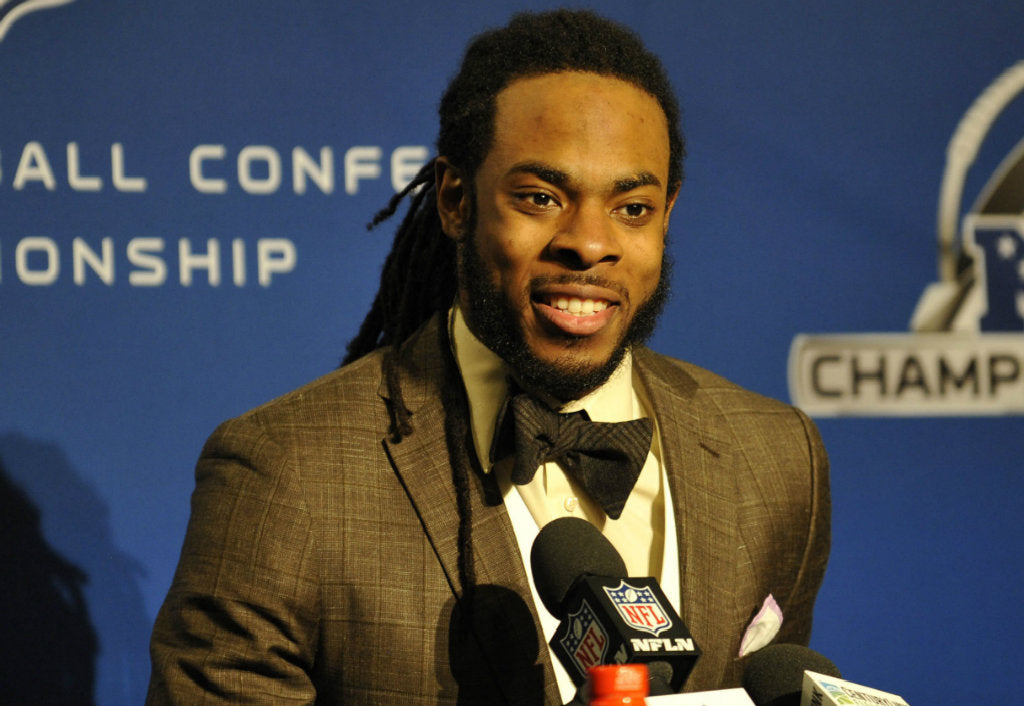 Walter Payton Man of the Year Nomination | Richard Sherman