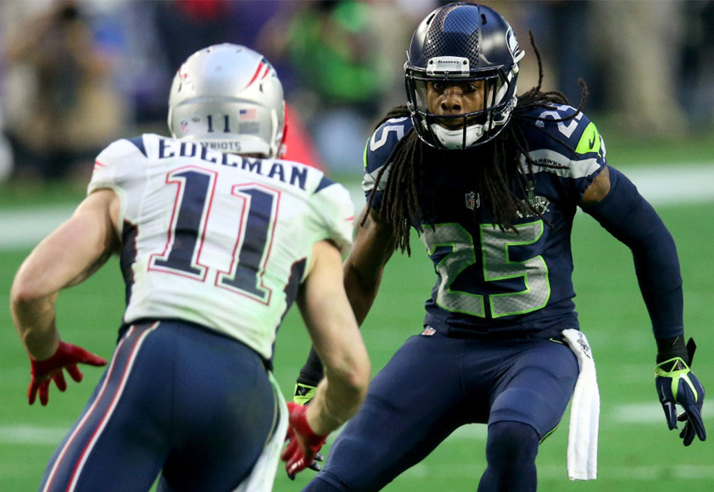 Richard Sherman Shares Message of Encouragement Toward Julian Edelman | Richard Sherman