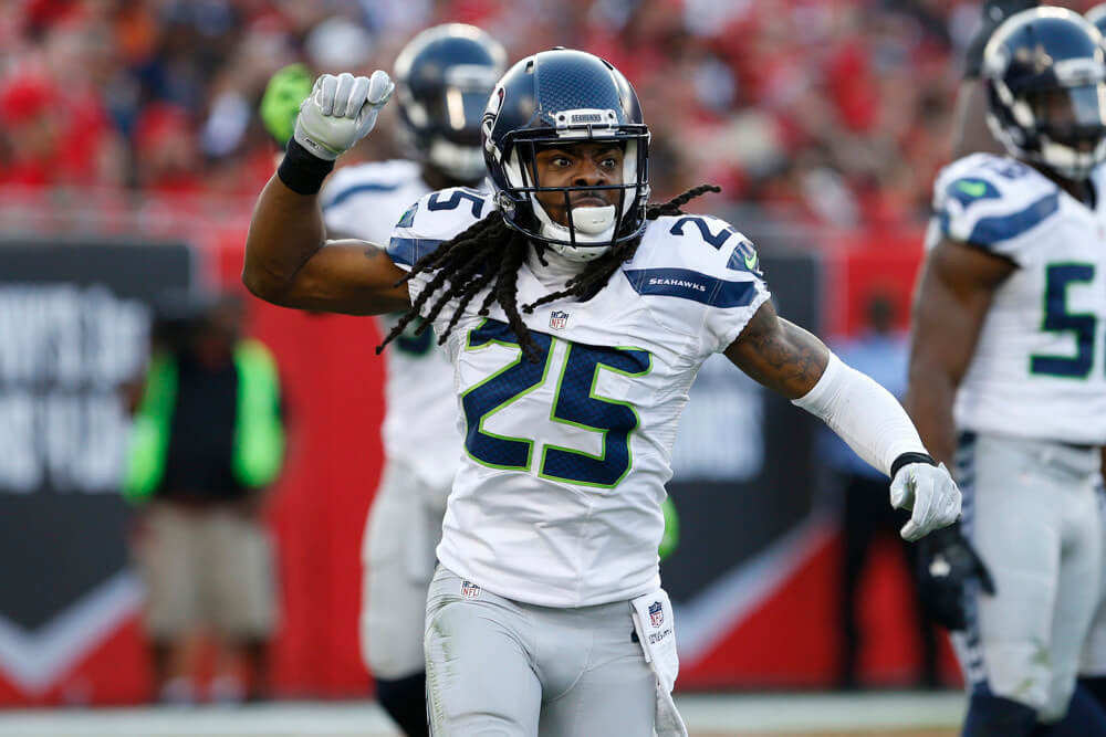 Richard Sherman is standard for elite NFL cornerbacks | Richard Sherman