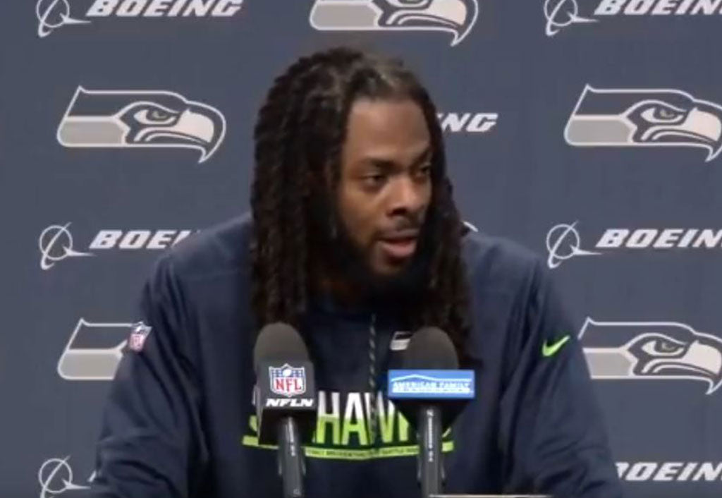 Long Standing Success | Richard Sherman