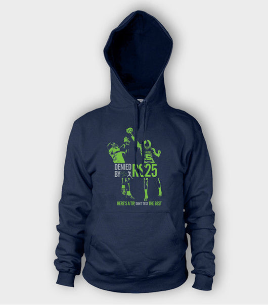 Here's A Tip Hoodie | Richard Sherman Gear