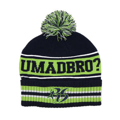 RS25 U Mad Bro? Pom Beanie | Richard Sherman