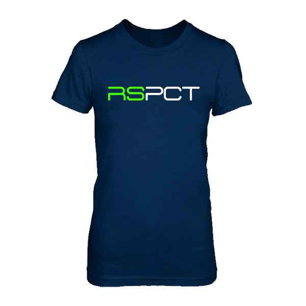Womens RSPCT Tee  | Richard Sherman