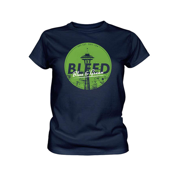 Womens Bleed Line- RS TShirt