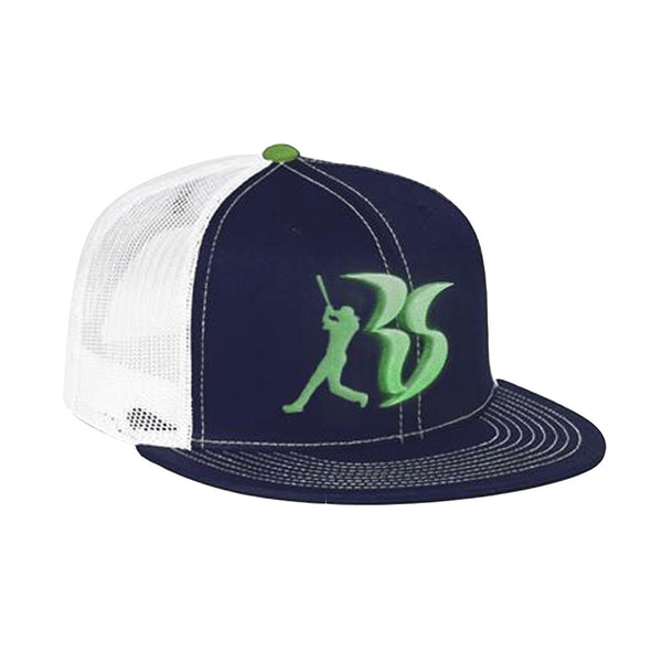 Richard Sherman Mesh Snapback Signature