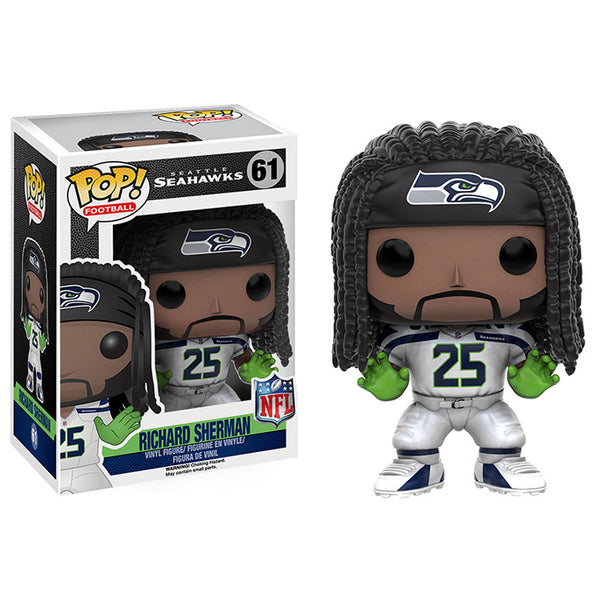 Richard Sherman 25 Pop Toy