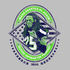 Richard for President | Richard Sherman