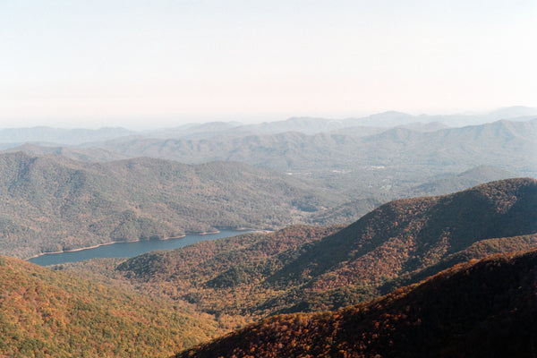 Awesome Appalachian Hikes- Craggy Pinnacle, NC