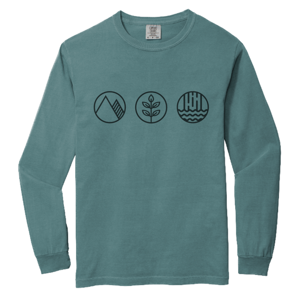 Outdoor Icons Long Sleeve