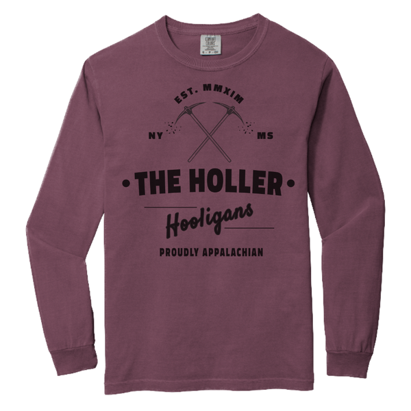 The Holler Hooligans Long Sleeve