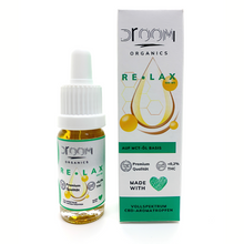 "Laden Sie das Bild in den Galerie-Viewer, CBD-Aromatropfen ""RELAX"" - 500 mg - Droom Organics"