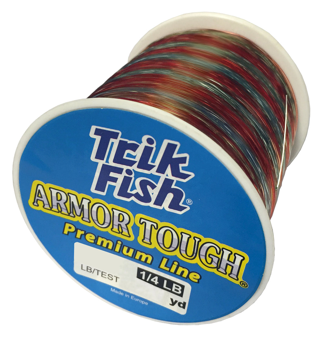 Armor Tough Monofilament - Camouflage (1/4 LB)