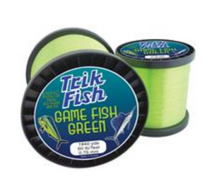 Game Fish Green