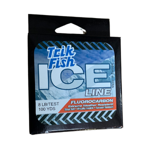 Ice Line - Fluorocarbon 100YD