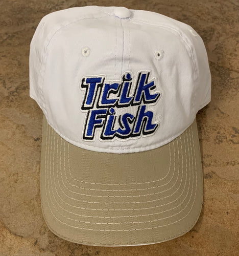 Trik Fish - White Hat
