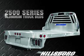 Hillsboro Industries 2500 Series Single Wheel / Short Box
