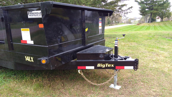 2020 Big Tex 14LX 16ft  Dump Trailer- Unit 64178