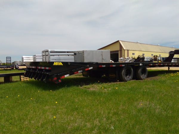 2020 Big Tex 22GN -HD 40ft Tandem Dual Axle Gooseneck